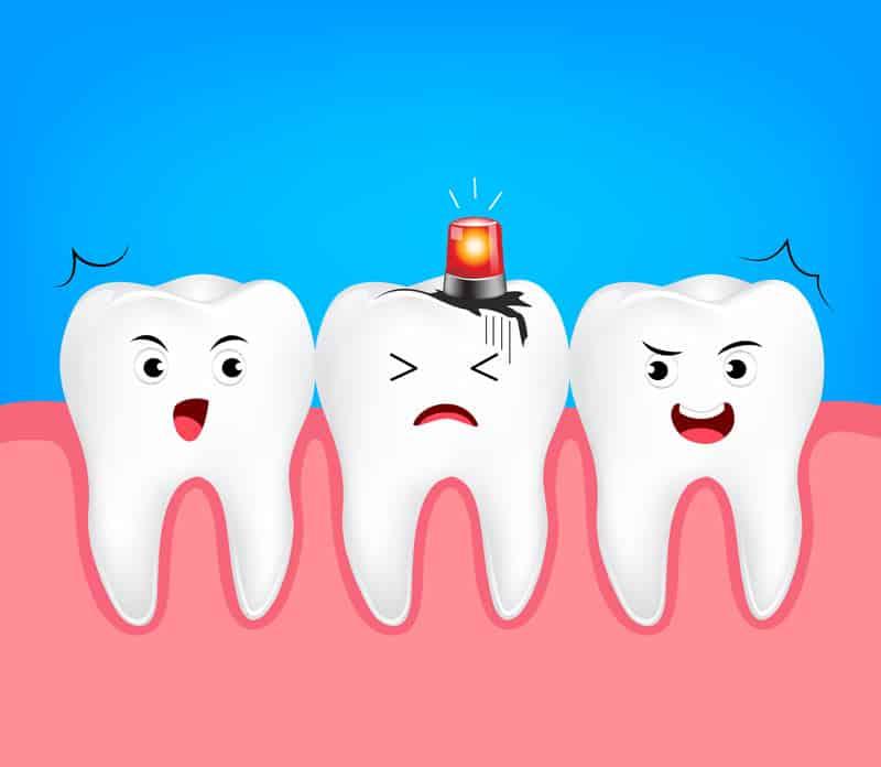 اورژانس دندانپزشکی