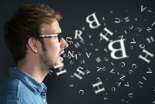 اختلال گفتار در بی دندانی