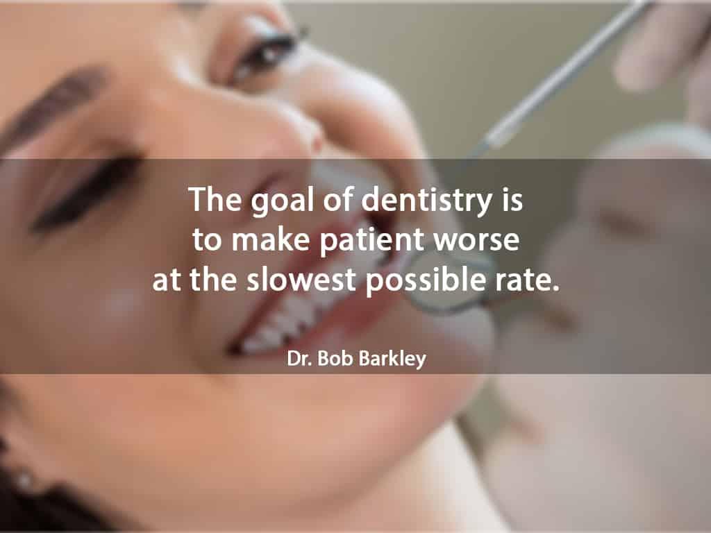 هدف درمان دندانپزشکی