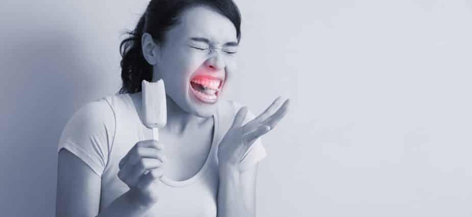 حساسیت دندان به سرما و گرما و ترشی و شیرینی